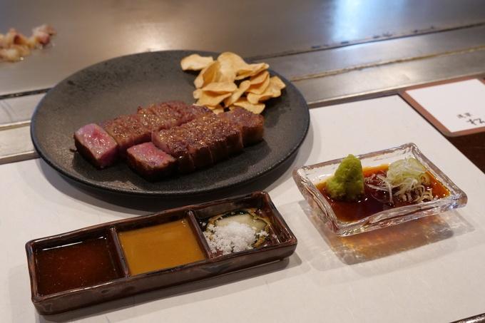 200gの神戸牛に特製ガーリックライスも!全9品の「神戸牛コース」がおすすめ